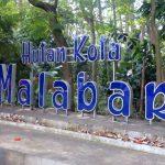 Rekreasi Murah dan Sehat di Hutan Kota Malabar di Malang