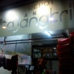 Depot Gang Djangkrik Legendanya Pangsit Mie di Kota Malang