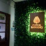 Nongkrong dan Makan Enak di Pupuk Bawang Cafe Kota Batu