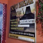 Menikmati Semangkuk Soto Banjar yang Enak di Kota Malang