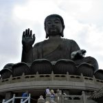 Patung Big Buddha Yang Memukau di Ngong Ping 360 Hongkong