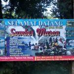 Bermain Air dan River Tubing di Sumber Maron Kabupaten Malang