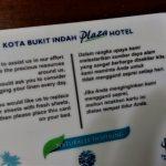 Mengenal dan Menginap di Kota Bukit Indah Plaza Hotel Purwakarta