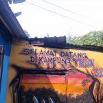 Mampir Sebentar ke Kampung Warna-warni Jodipan di Malang