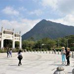 Menikmati Indahnya Desa Ngong Ping di Pulau Lantau Hongkong