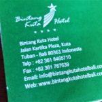 Menikmati Kenyamanan Menginap di Bintang Kuta Hotel di Kuta Bali