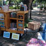 Yuk Dukung Komunitas Baca di Taman Slamet Kota Malang