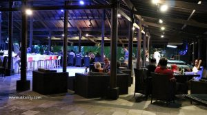 Bogeys Teras Bar Hyatt Hotel Yogyakarta