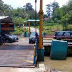 Transportasi Dari Tulungagung Ke Blitar Dengan Menyeberangi Sungai Brantas