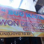 Sarapan di Nasi Bug Matira di Stasiun Kota Baru Malang