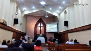 Gereja Kristen Kalam Kudus Kota Malang