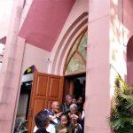 Jam Kebaktian di Gereja Kristen Kalam Kudus Kota Malang