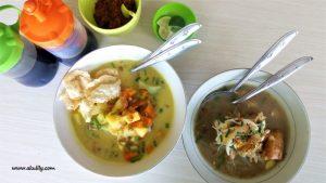 Rumah Soto Banjar dan Belitung di Kota Malang
