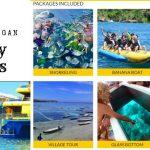 Tiket Murah Naik Bounty Nusa Lembongan Day Cruise Bali