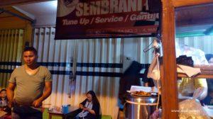 Ayam Bakar Sambal Spesial Jalan Bendungan Sigura-gura Kota Malang