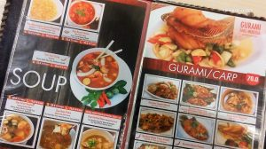 Makan Olahan Ikan di Ikan Bakar 52 Kota Malang