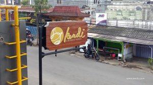 Menikmati Makanan Khas Indonesia di Kendi Bistro kota Malang