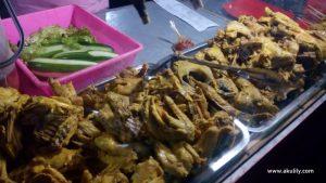 Kuliner Malam Nasi Uduk dan Ayam Bakar Parama Kota Kediri