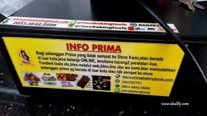 Belanja Bahan Kue Lengkap di PrimaBakingTools Kota Malang