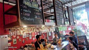 Nikmatnya Sarapan di Kedai Kopi Sara di Kota Malang