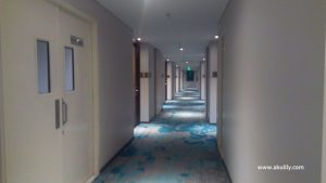 Menginap di Swiss-Belinn Hotel di Bandara Juanda Surabaya