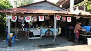 Supir Tuk-tuk Berbahasa Inggris di Hat Yai Thailand