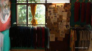 Voice of Jogja Kaos Serat Bambu Buatan Anak Muda Yogyakarta