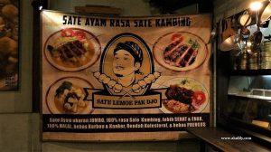 Masakan Jawa Kuno di Kedai Rakjat Djelata Jogjakarta