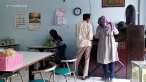 Nasi Padang Enak Rumah Makan Sato Jaya di Kota Malang