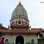 Menjelajah Sudut Kek Lok Si Temple di Air Itam Penang