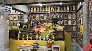 Budha Tidur Terbesar Ketiga Thailand di Wat Hai Yai Nai