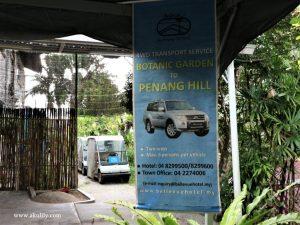 Bellevue The Penang Hill Hotel di Kawasan Bukit Bendera
