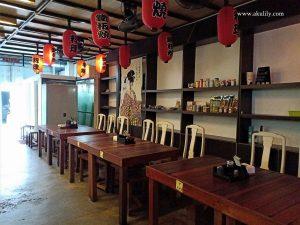 Ramen Porsi Besar di My Voice Cafe George Town Penang