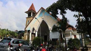 Mengenal Pusat Peribadatan Puja Mandala di Nusa Dua Bali