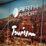 Naik Bis Dari Perth International Airport Ke Perth CBD