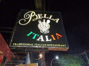 Menikmati Makanan Tradisional Italia di Bella Italia Kuta Bali