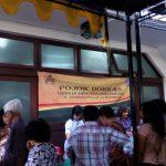 Mengikuti Kebaktian Minggu di GKI Maulana Yusuf Bandung