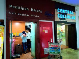 Penitipan Koper di Terminal 2 Bandara Soekarno Hatta Jakarta