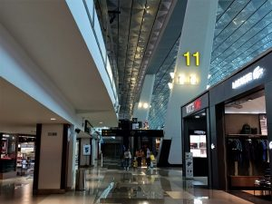 Mandi Gratis di Terminal 3 Bandara Soekarno Hatta Jakarta