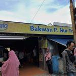 Enaknya Kuah Bening Bakwan Pak Nur Trunojoyo Surabaya