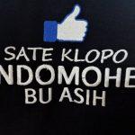 Kuliner Legenda Surabaya Sate Klopo Ondomohen Bu Asih