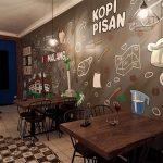 Kopi Pisan Tempat Nongkrong Instagramable di Kota Malang