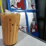 Minum Teh Tarik Racikan Kedai Mlayu Kota Malang