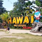 Bermain Air di Hawai Waterpark Kota Malang