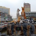 Berburu Lokasi Ikon Kucing di Kota Kuching Sarawak Malaysia