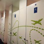 Mandi Gratis di KLIA2 Airport Kuala Lumpur