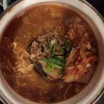 Hidangan Ala Korea di Aventree Kota Malang