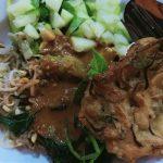 Makan Pagi di Pecel Bu Darmo Banjaran Kota Kediri