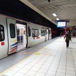Dari Bukit Bintang ke Stasiun Batu Caves dengan KTM Komuter