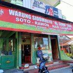 Warung Nasi Campur Sumaiyah di Arah Selecta Kota Batu